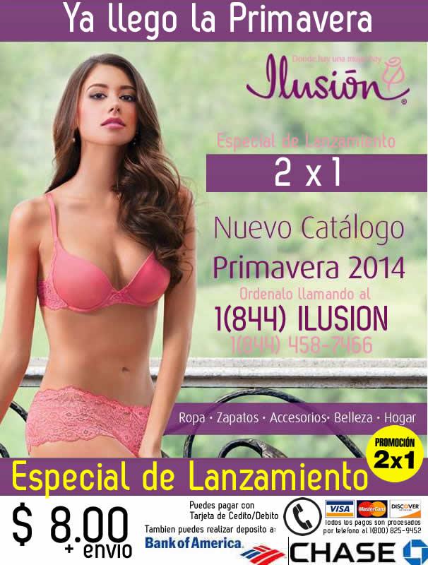 catalogos unidos ilusion pv 2014
