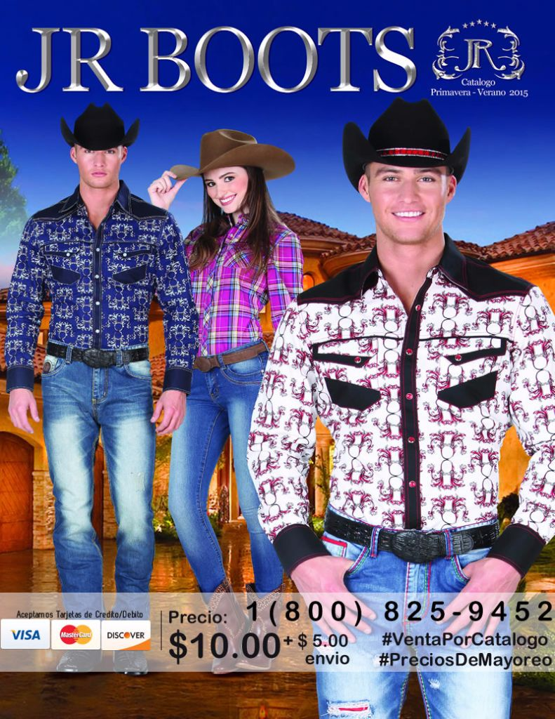 JR Boots, El General, Catalogo Outlet