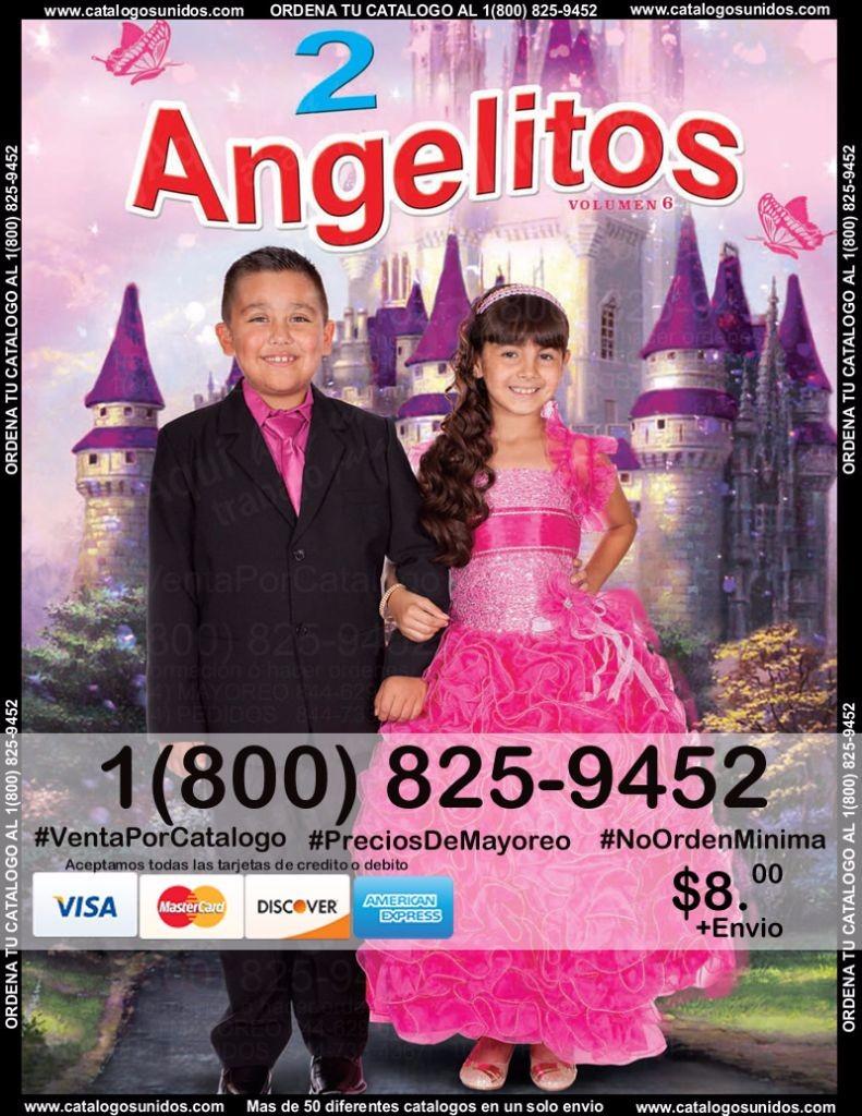 2 Angelitos Mayoreo
