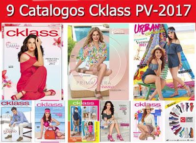 catalogos cklass 2017 PV