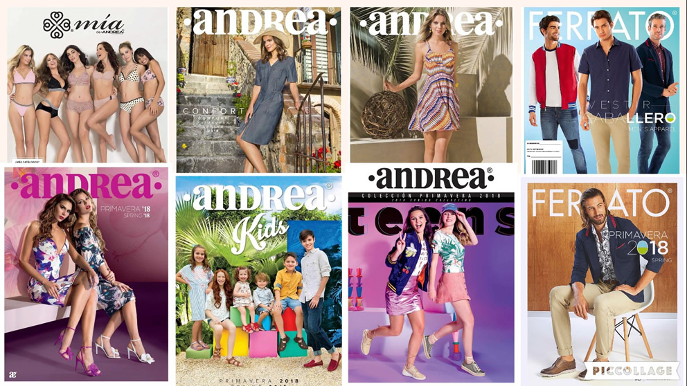 Catalogos USA Andrea Shoes