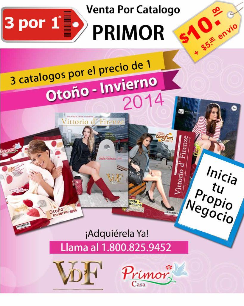 Catalogo Primor 2015