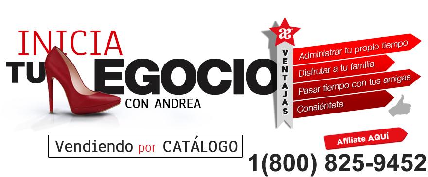 Catalogo Botas Andrea 2015