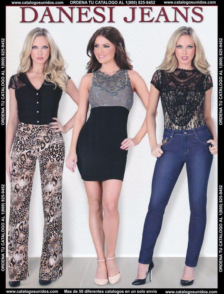 Nuevo Catalogo Danesi Jeans