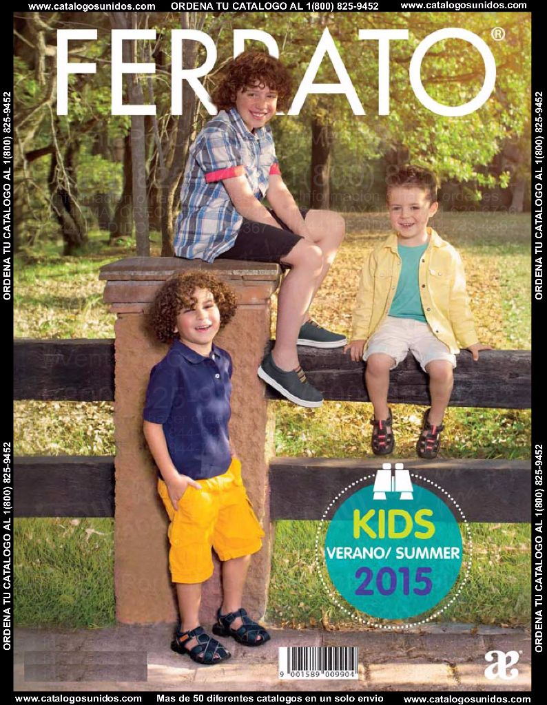 Catalogo Digital Zapatos para ninos Andrea Ferrato Kids