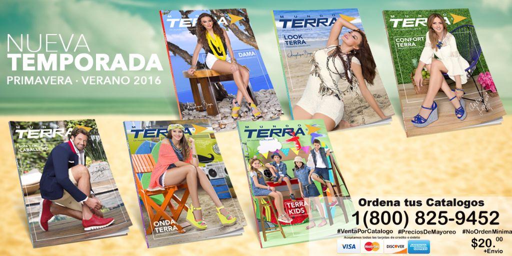 a2bed11e Mundo Terra Catalogos 2016