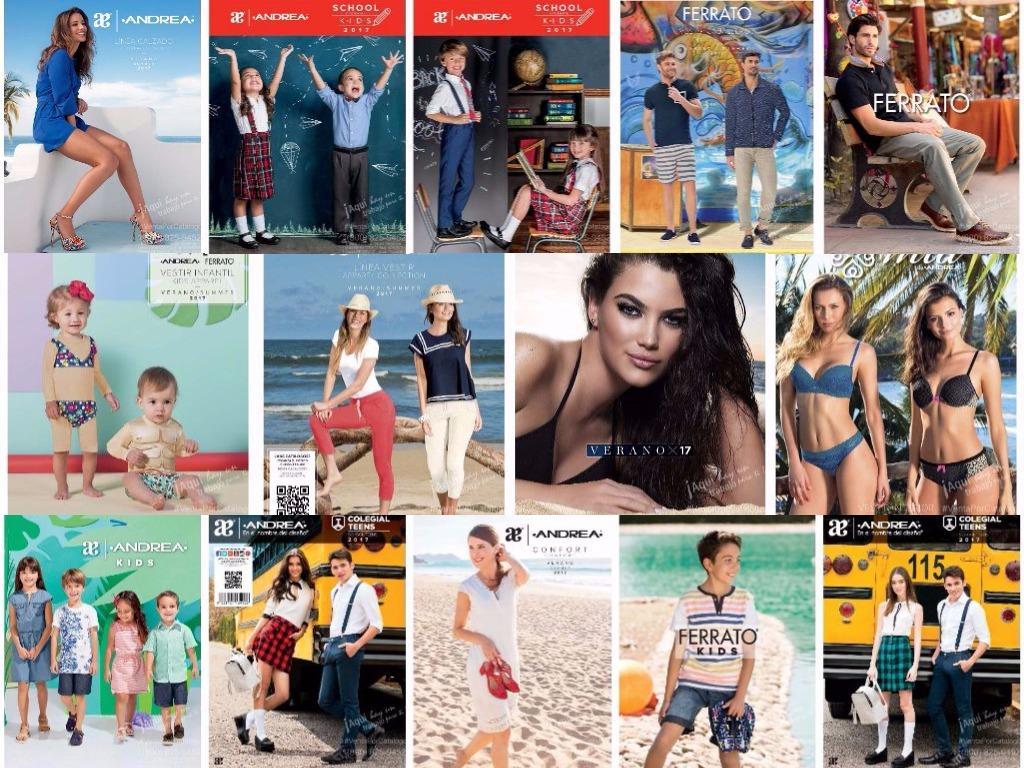 catálogo Catalogos Unidos Inc es la encargada de vender en Estados Unidos todos los productos