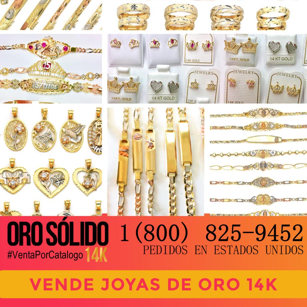 Oro Solido 14 Kilates